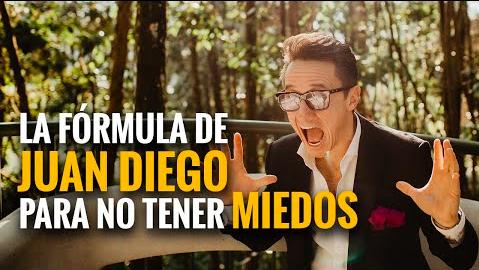 La fórmula para no tener miedo / Juan Diego Gómez